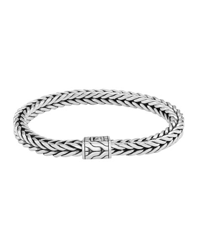 Men's Square Chain Bracelet