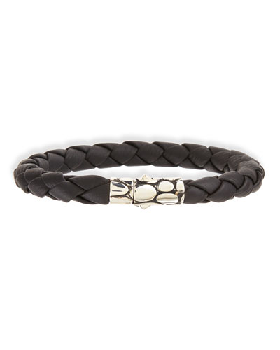 Kali Leather Bracelet