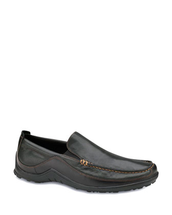 Tucker Venetian Loafer, Black