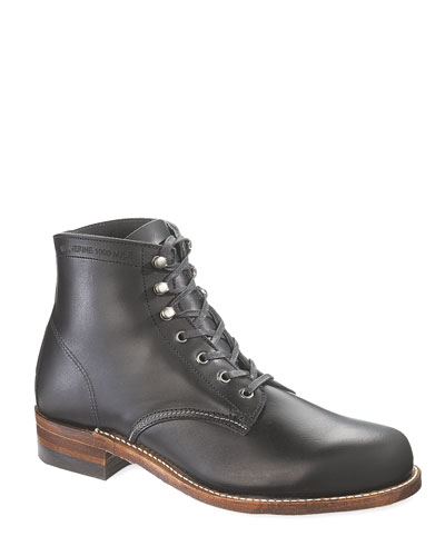 1000 Mile Boot, Black
