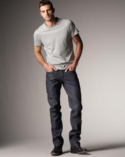 WeirdGuy Indigo Selvage Jeans