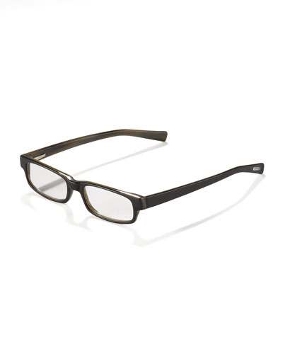 Left Brain Reading Glasses