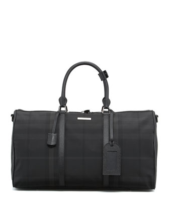 Nylon Boston Duffel Bag. Burberry Nylon Boston Duffel Bag 95.00. Travel ...