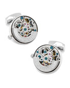 Cufflinks Inc. Vintage Watch Cuff Links