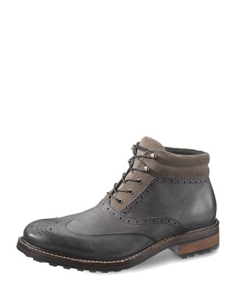 Wyatt Brogue Chukka