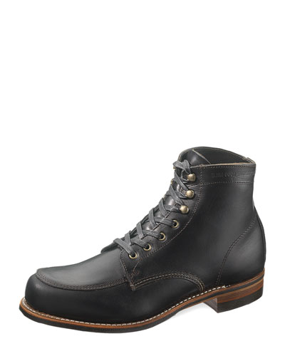 Courtland 1000 Mile Boot, Black