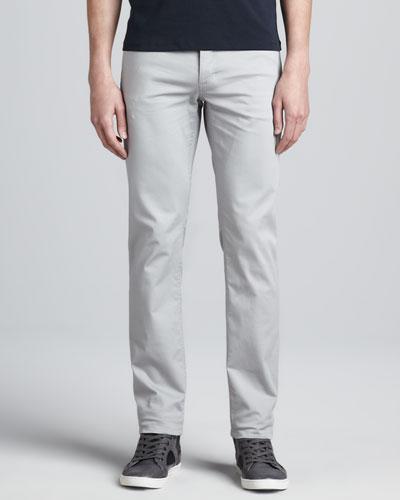 Concrete Haydin Pants, Light Gray