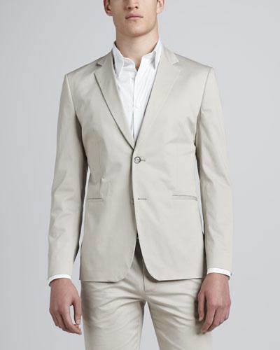 Suit Jacket, Seed