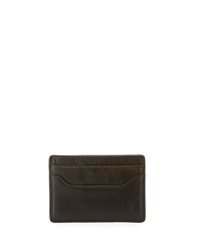 Logan Leather Card Case