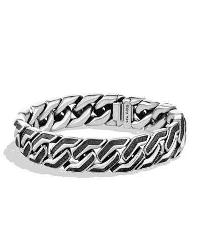 Men's Curb Chain Bracelet