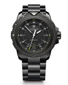 Alpnach Mechanical Watch, Black