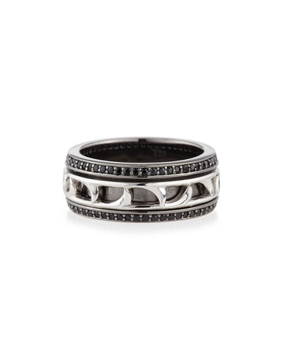Men's Thorn Spinning Band Ring