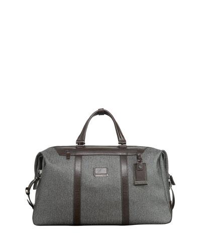 San Remo Duffel Bag, Earl Gray