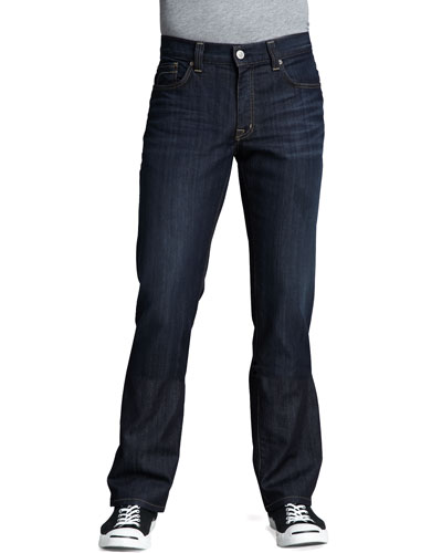 5011 Straight Cavalry Jeans