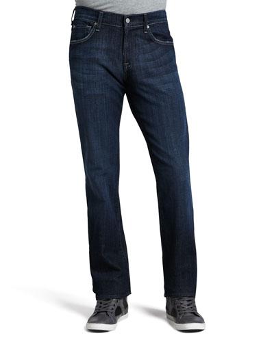 Austyn Los Angeles Dark Jeans, 36