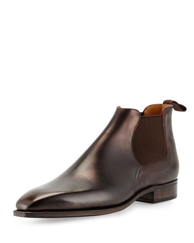 Bella Dress Leather Chelsea Boot
