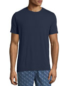 Derek Rose Basel 1 Jersey T-Shirt, Navy and