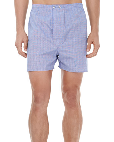 Felsted Classic Boxers, Glen Plaid