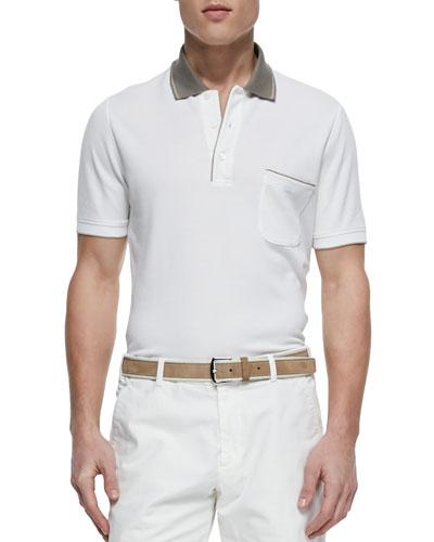 Regatta Contrast-Collar Polo