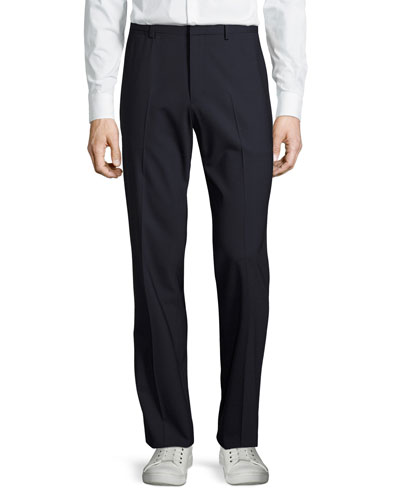 Marlo New Tailor Suit Trousers, Navy