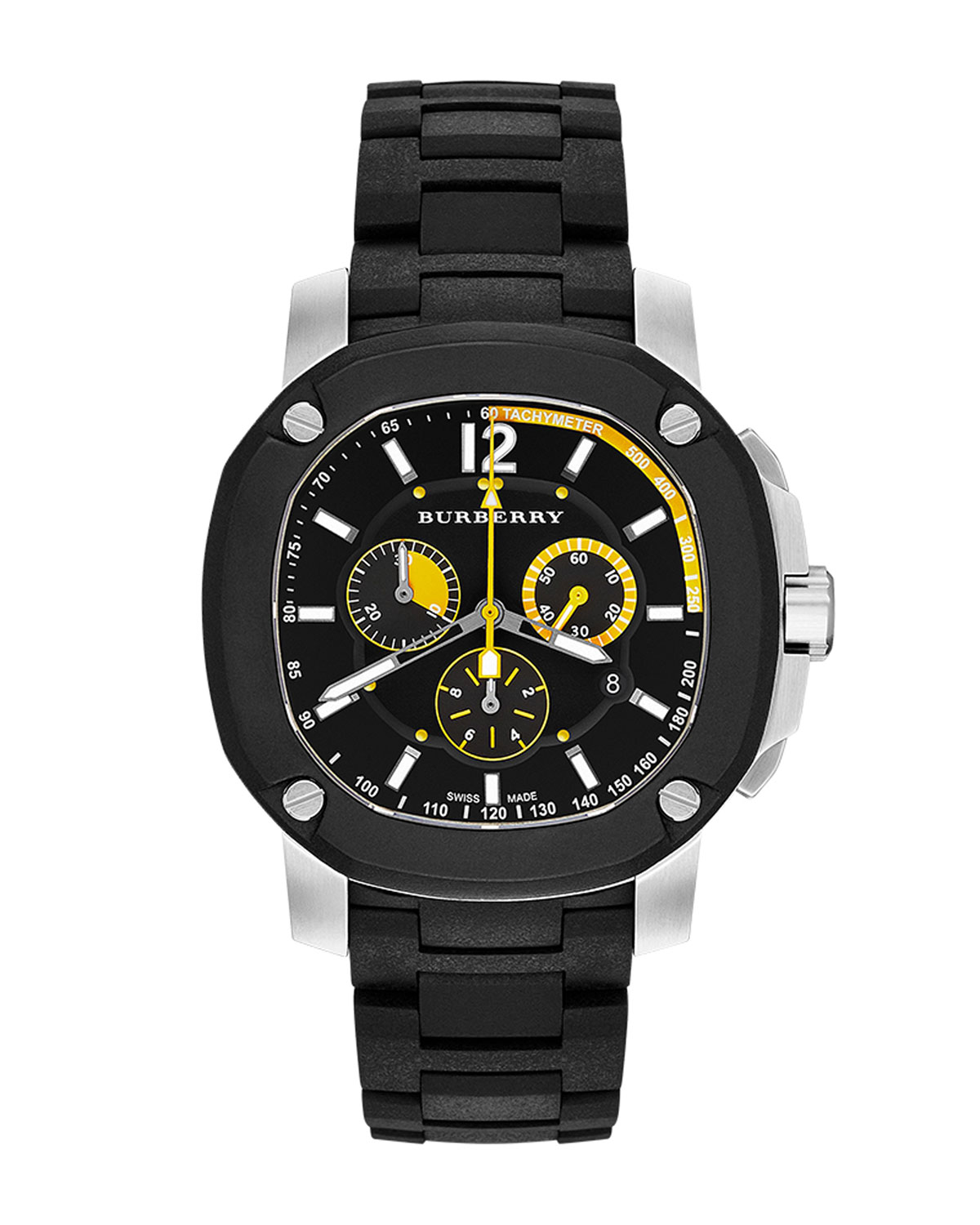 The Britain 47mm Chronograph Watch