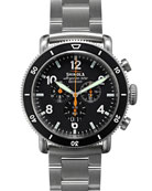 Men's 48mm Limited Edition Black Blizzard Watch