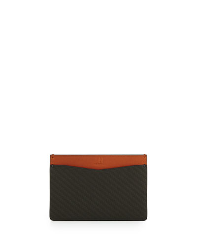 Chassis Slim Credit Card Case, Green