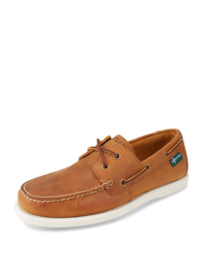Freeport 1955 Edition Boat Shoe, Peanut