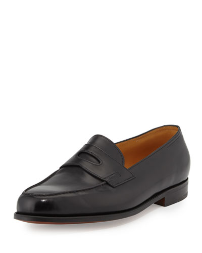 Lopez Penny Loafer, Black