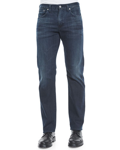 Perfect Guitar Straight Denim Jeans