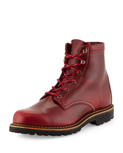 Duvall 1000 Mile Boot, Dark Red