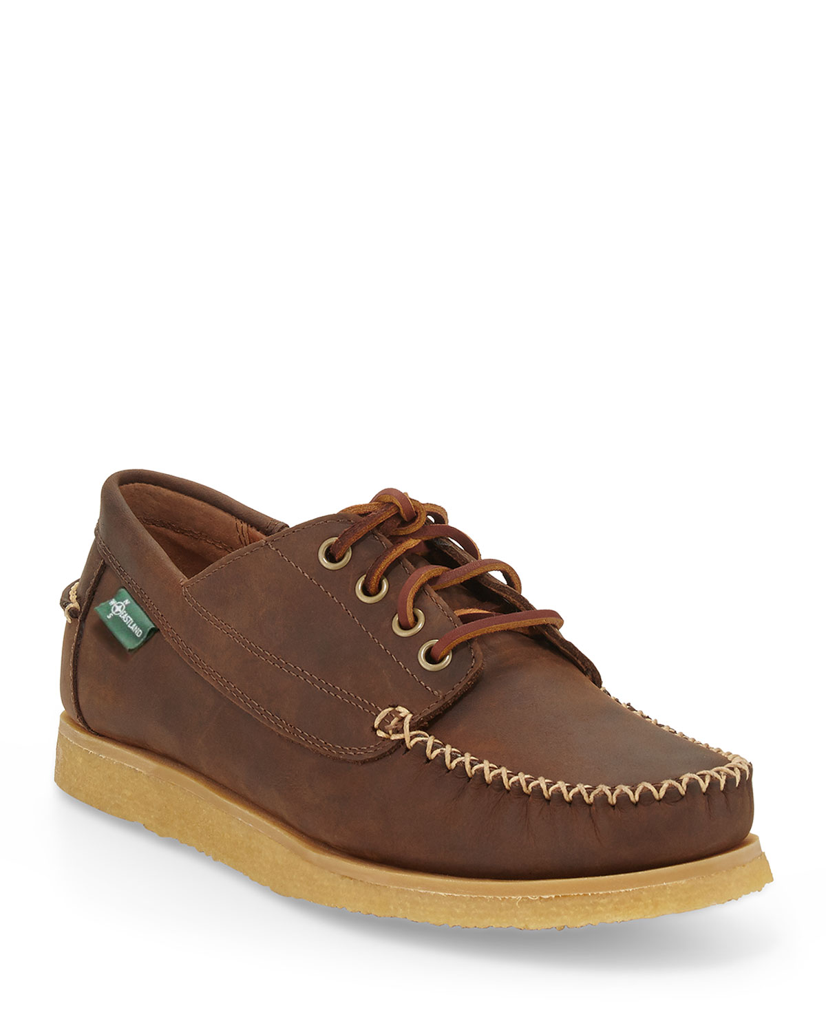 Fletcher 1955 Camp Moccasin, Brown