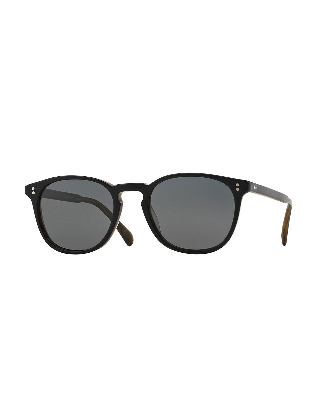 Finley Esq. 51 Acetate Polarized Sunglasses