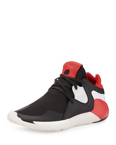 Boost QR High-Top Sneaker