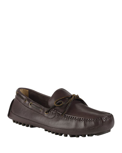 Grant Camp Moc Driver, Brown