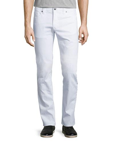 Jimmy Havana Twill Jeans, White