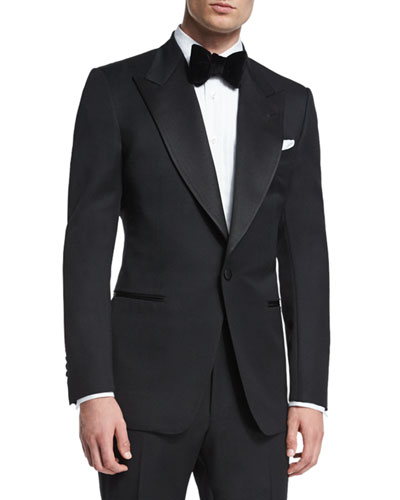 Windsor Base Peak-Lapel Tuxedo