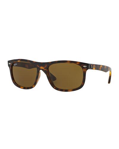 New Wayfarer Classic Sunglasses, Brown