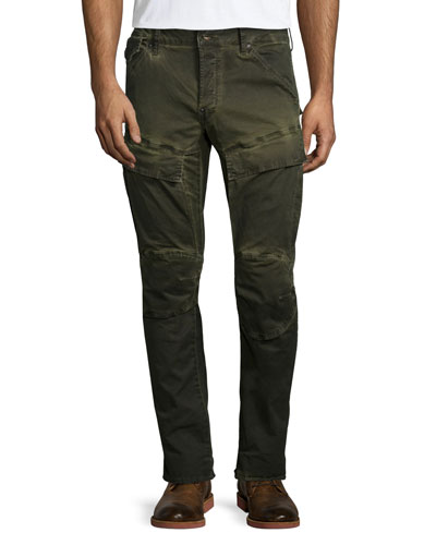5620 3D Air Defense Slim Jeans, Gray