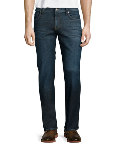 Slimmy Voltage Denim Jeans, Medium Blue