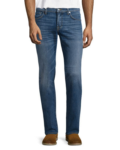 Luxe Performance: Standard Highland Grand Jeans, Light Blue