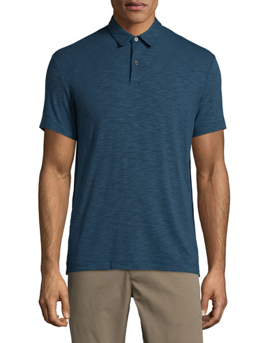 Bron Short-Sleeve Jersey Polo Shirt, Beyond