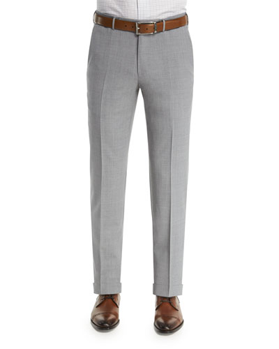 High Performance Trofeo® Wool Trousers, Light Gray