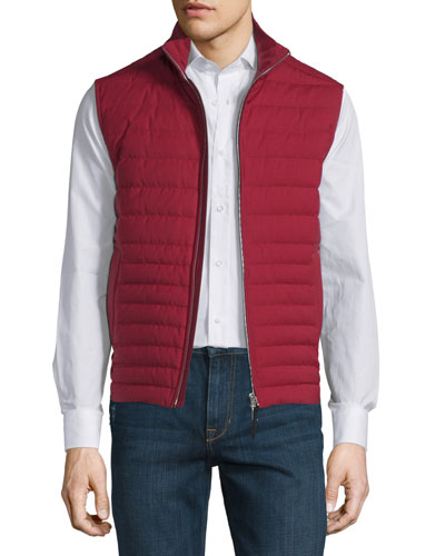 Trofeo Wool Elements Quilted Vest