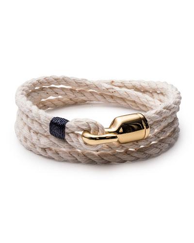 Men's Trice Rope Bracelet