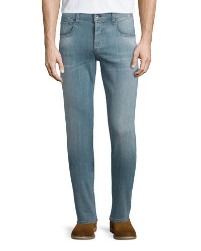 Del Sur Light Wash Denim Jeans, Lightwash Blue