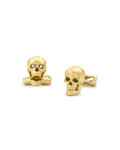 Gold Skull Jewelry Neiman Marcus