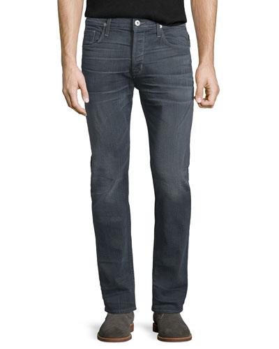 Sartor Turnstone Washed Skinny-Leg Denim Jeans, Blue
