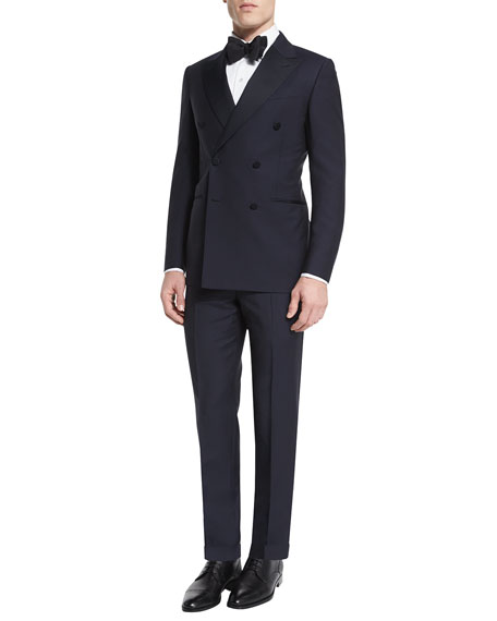 Ermenegildo Zegna Tuxedo — Made-to-Order