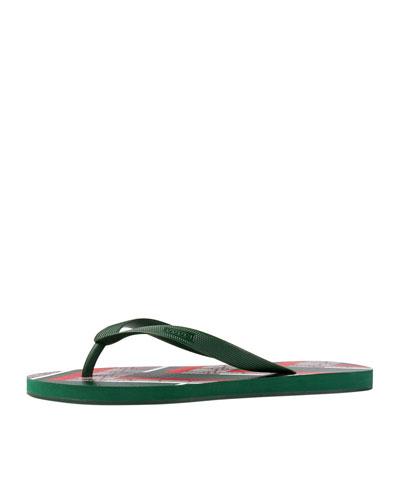 Bedlam GG Chevron Thong Sandal